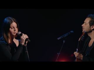 Lana Del Rey & Adam Cohen – Chelsea Hotel No. 2 (Live  «Tower of Song: A Memorial Tribute to Leonard Cohen» at «Bell Centre»)