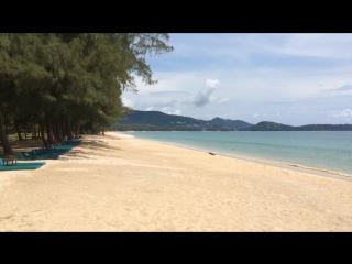 Пляж Банг Тао, Пхукет, Таиланд, 22 мая
