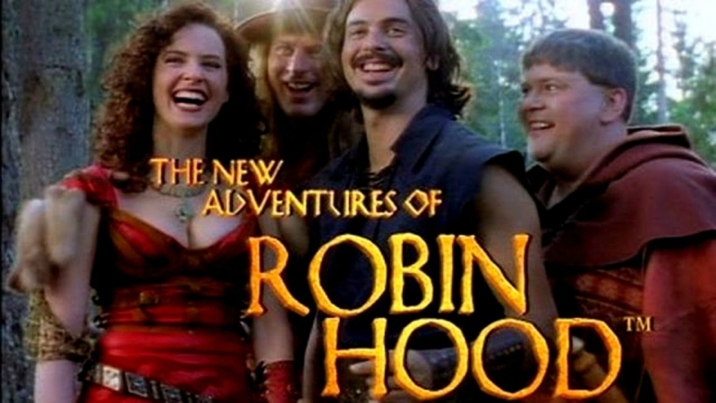 Новые приключения Робин Гуда 1 сезон 1 3 4 5 и 10 серии Перевод: ДиоНиК