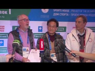TAFISA и Фонд поддержки олимпийцев России договорились о сотрудничестве