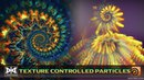 VMT 043 - HOUDINI - Texture controlled particles
