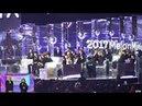 171202 멜론뮤직어워드 핫트렌드상 수란 슈가 리액션 방탄소년단, 트와이스, 제510