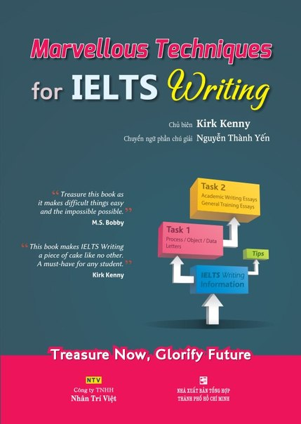 kirk kenny marvellous techniques for ielts writing