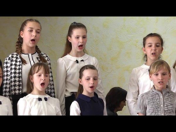 Подільська школа естетичного виховання. Концерт творчих та хорових колективів
