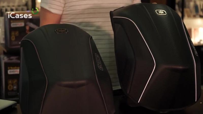 Рюкзак для байкера и отделением для ботинок Ogio Mach
