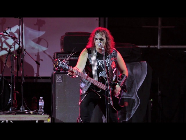 WARWAR Outbreak Of War Live Full DVD Concert