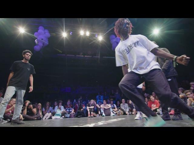 Flavourama 2017 - Hip Hop Final - Dykens Zyko (FR) vs. Jimmy Sam Yudat (FR) (win)