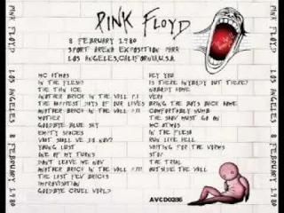Pink floyd los Angeles  full concert part 1