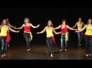 A négy elem hastáncest egyik koreográfiája (Föld - Gyümölcsszüret)