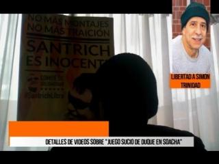 NUEVOS VIDEOS DEL JUEGO SUCIO DE CAMPAÑA PRESIDENCIAL COLOMBIA REGALAN LECHONA Y PAGAN ASISTENCIA