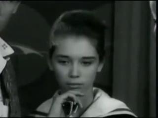 Закат карьеры Jerry Lee Lewis. Интервью с 13-летней женой после провальных гастролей в Великобритании (1958)