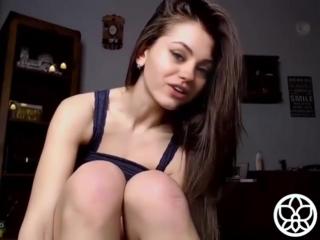 [CHEALSEA | Sex ₰ Beauty 18+] Мила Кунис  порно  MILA KUNIS MASTURBATION VIDEO [FAKE]