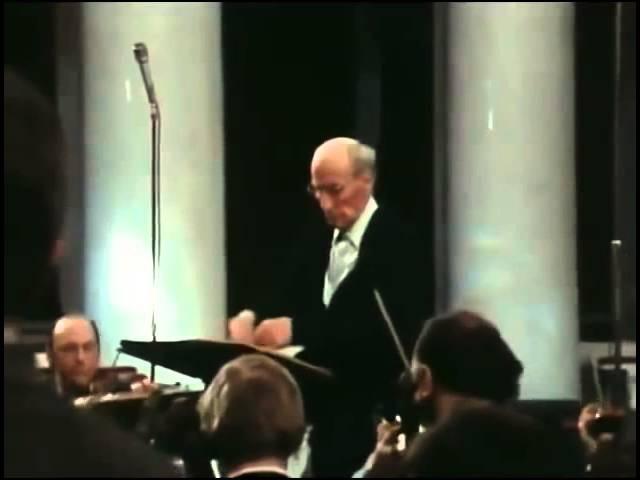 Shostakovich Symphony No 8 conductor Evgeny Mravinsky trumpet solo Vladimir Kafelnikov