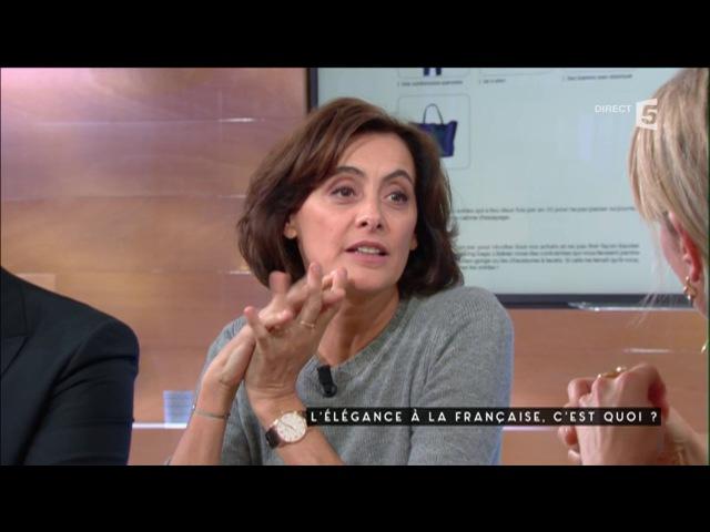 Инес Де ля Фрессанж Inès de La Fressange