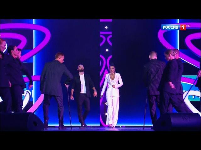 Ани Лорак и Мот Сопрано Новая волна 2017 Гала концерт 04 01 2018