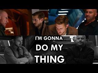 Rip Hunter & Mick Rory   I'm Gonna Do My Thing