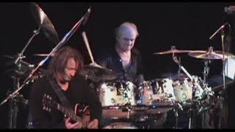 Circa Kaye White Sherwood Haun Epic YES Medley Live 2007