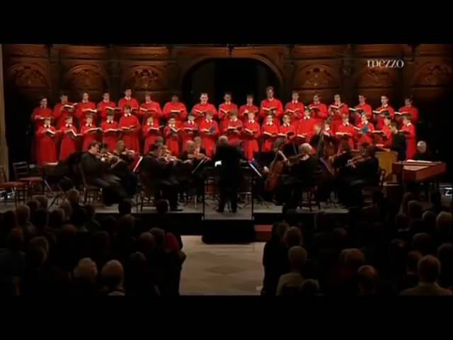 Complete 2 hour rendition of Handel's Messiah by Choir of King's College Cambridge