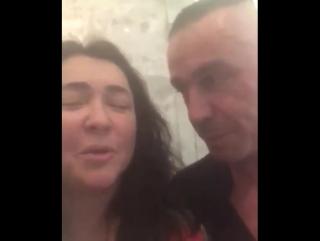 Лолита Милявская и Тилль Линдеманн, Баку ZharaFest