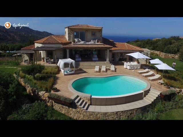 🏖⛵️🏡Элитная недвижимость на Сардинии Новая вилла в Порто Черво