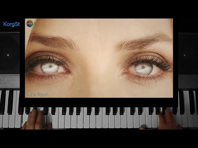 Modern Martina KS - Блеск Любимых Глаз (Korg Pa 900) Clips 2017 New