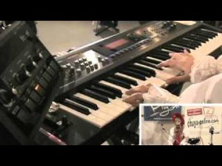 ROLAND Lucina AX-09 DEMO & SHOW Part.3