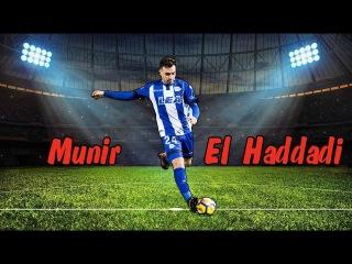 Munir El Haddadi | Гол Мунира в ворота Депортиво | Алавес - Депортиво 1:0 (1:0) | Soccer Boom