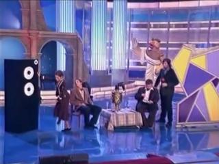"""КВН """"Мегаполис"""" - Вечерело.. Наталья Андреевна хандрила... (фрагмент)"""
