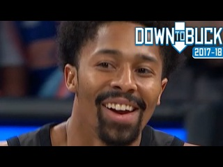 Spencer Dinwiddie Career High 26 Points/7 Assists Full Highlights (12/14/2017)