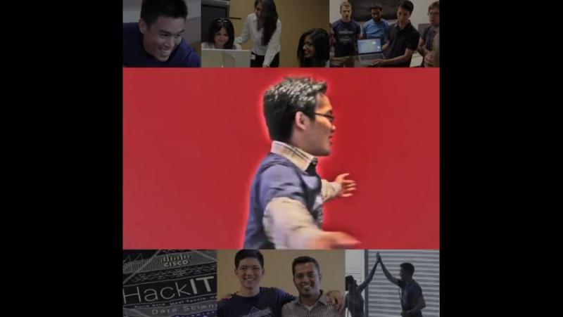 Знаете ли вы о Cisco HackIT