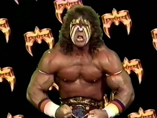Ultimate Warrior Promo (01-07-1989)