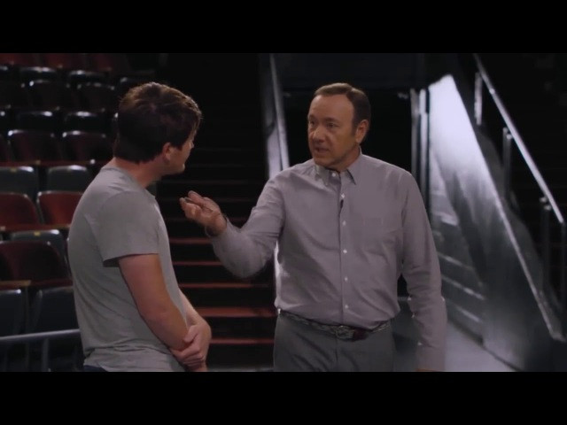 Актёрское мастерство от Кевина Спейси Урок №10 Работа с масками попробуйте по другому