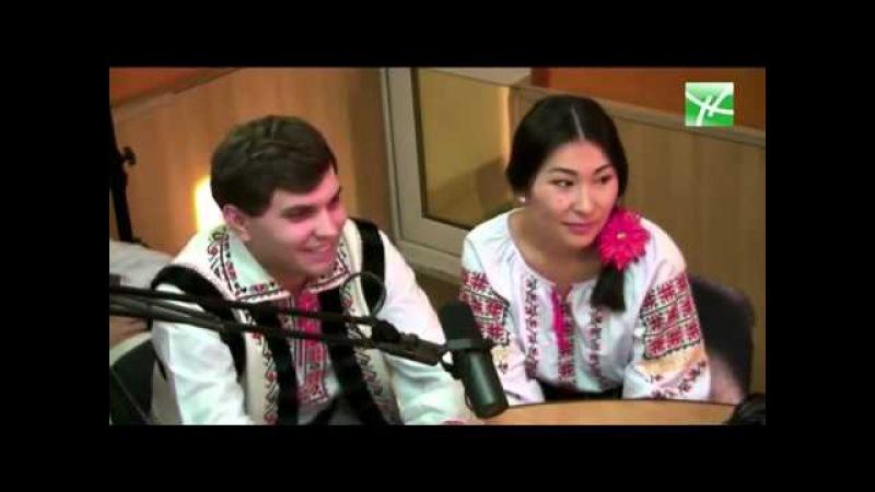 Dacii din Kazakhstan,Три товарища 21012014