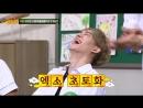 170722 EXO 'Knowing Brothers' 침대에 묶어묶어 수호를 향한 엑소 멤버들의 짓궂은 애정표현♡ 아는 형님 85회