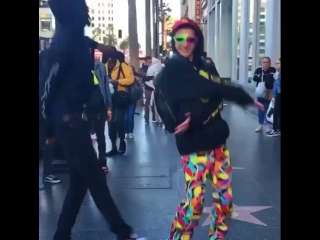Blocboy jb & roy purdy (look alive dance)