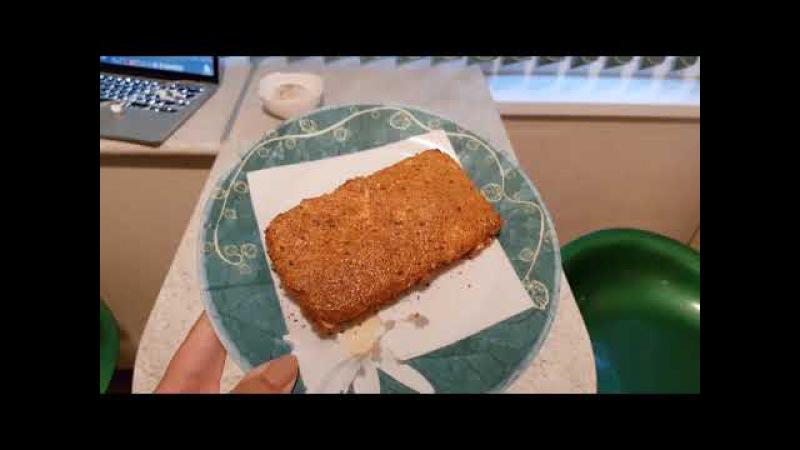 Рецепт: хлеб из овсяных отрубей для диеты Дюкана с атаки