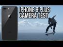 IPHONE 8 PLUS 4K CAMERA TEST SHOTS Feat VINCENT LUEVANOS