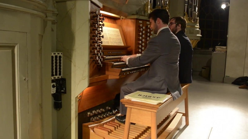 727 J S Bach Miscellaneous chorale preludes Herzlich thut mich verlangen BWV 727 Ulf Norberg