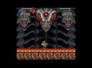 Contra III: The Alien Wars (Contra Spirits). SNES. Walkthrough (No Death)