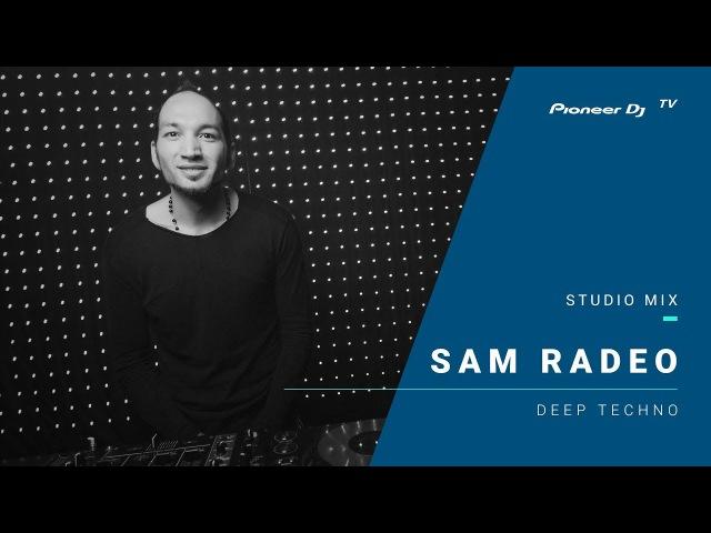 Sam Radeo deep techno @ Pioneer DJ TV Moscow