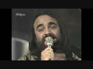 Demis roussos - velvet morning _ демис руссос - в одно бархатное утро 1977