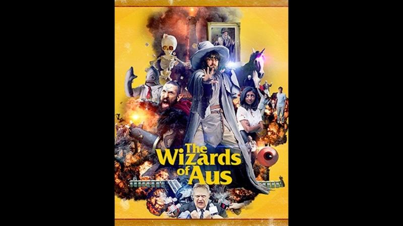 Волшебники зеленого континента S01 E01 The Wizards of Aus