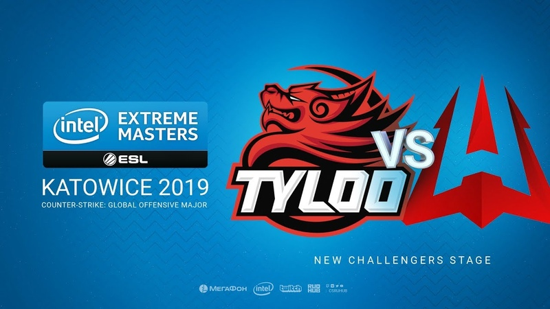TyLoo vs AVANGAR - IEM Season XIII - Katowice Major 2019 - map2 - de_inferno [MintGod SSW]