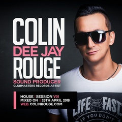 Colin Rouge - House Session Vol. 1 [Clubmasters Records Artist]