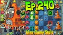 Plants vs. Zombies 2    New Robo-Cone Zombie - Far Future Day 5 (Ep.240)