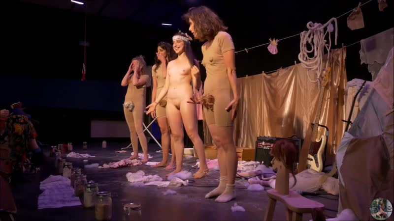 Naked theater on tv #13