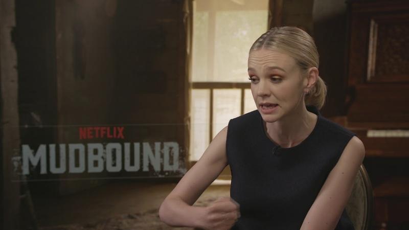 Carey Mulligan talks about Mudbound with Katherine Tulich