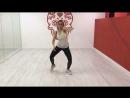 AFRO/KVARTAL DANCE/ЮЛЯ КИСЕЛЁВА