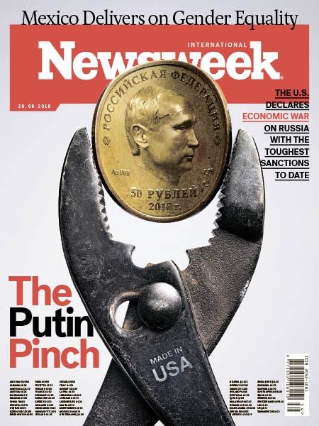 Newsweek Int 2018 09 28