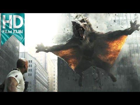 Rampage Canavarları Durdur 1 2 HD